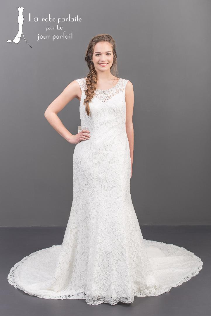 Robe de mariée Lyon - robe de mariée pas